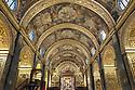 Malta, la Co-Cattedrale di San Giovanni a La Valletta