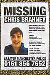 © Joel Goodman - 07973 332324 . 06/07/2012 . Manchester , UK . Search for missing 22 year old Chris Brahney around Heaton Park in North Manchester . Brahney went missing after a Stone Roses concert in the park on the evening of 30th June 2012 . Photo credit : Joel Goodman
