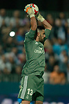 Real Madrid's Kiko Casilla during Spanish Kings Cup 1/16 Final 1st leg match. October 26,2017. (ALTERPHOTOS/Acero)