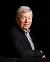 Alan Johnson, former Home Secretary and writer  of his memoir The Boy at Chipping Norton Literary Festival  2014 CREDIT Geraint Lewis