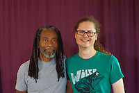 Matt McCarthy and Bobby McFerrin at Circlesongs Omega Institue, Rhinebeck NY