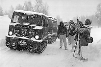 - NATO exercises AMF (Allied Mobil Force) in Norway, february 1986; landing of US Marines<br /> <br /> - Esercitazioni NATO AMF (Allied Mobil Force) in Norvegia, febbraio 1986; sbarco di Marines USA