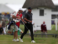 15th July 2021; Royal St Georges Golf Club, Sandwich, Kent, England; The Open Championship, PGA Tour, European Tour Golf, First Round ; Brooks Koepka (USA) on the fairway of the 18th hole