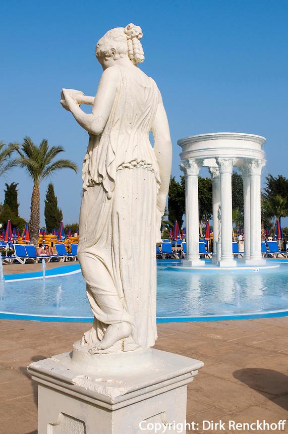 Zypern (Süd), im Freizeitpark Waterworld bei Agia Napa
