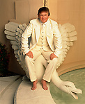 Donald Trump photographed at Mar-a-Lago in Palm Beach, Florida for New York Magazine by Brian Smith