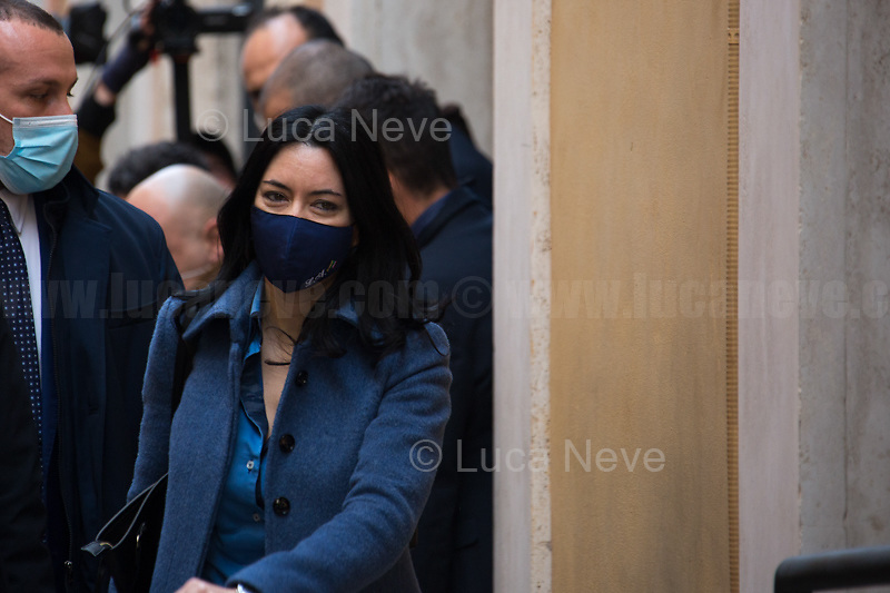 Lucia Azzolina MP (Former Minister of Educations, Five Star Movement).<br />