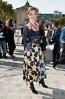 September 29 2017, PARIS the Nina Ricci Show at the Paris Fashion Week<br /> Spring Summer 2017 / 2018. Actress Louise<br /> Bourgoin invited at the show.