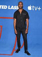 """15 July 2021 - West Hollywood, California - Carlis Shane Clark. Apple's """"Ted Lasso"""" Season 2 Premiere held at the Pacific Design Center. Photo Credit: Billy Bennight/AdMedia"""
