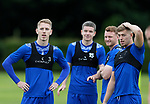St Johnstone Training...02.07.21<br />New loan signings Hayden Muller (left) and Reece Devine pictured in training today<br />Picture by Graeme Hart.<br />Copyright Perthshire Picture Agency<br />Tel: 01738 623350  Mobile: 07990 594431