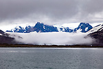 South Georgia Mountains, Fortuna Bay