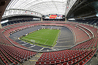Houston, TX - Monday June 13, 2016: NRG Stadium prior to a Copa America Centenario Group D match between Colombia (COL) vs Costa Rica (CRC) at NRG Stadium.