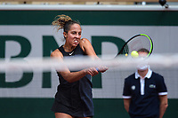 4th July 2021; Roland Garros, Paris France; French Open tennis championships day 6;  Madison Keys (USA )