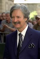 FILE PHOTO - Former member of Les cynique Marc Laurendeau<br />  attend<br /> Pierre Bourgault<br /> funerals, June 16, 2003 at <br /> Notre Dame<br /> Basilica<br /> <br /> <br /> PHOTO : Agence quebec Presse