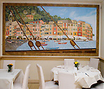 Table, Piccola Restaurant, Florence, Italy