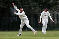Barking CC (batting) vs Hornchurch Athletic CC, Hamro Foundation Essex League Cricket at Mayesbrook Park on 31st July 2021