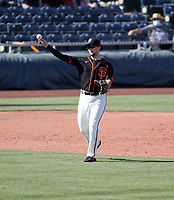 Will Wilson - San Francisco Giants 2021 spring training (Bill Mitchell)