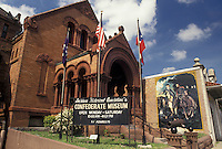 New Orleans, Louisiana, LA, Confederate Museum in downtown New Orleans.