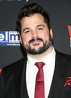 HOLLYWOOD, CA - OCTOBER 12: Alex Montilla, at the 21st Screamfest Opening Night Screening Of The Retaliators at Mann Chinese 6 Theatre in Hollywood, California on October 12, 2021. Credit: Faye Sadou/MediaPunch