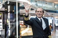 2017 10 12 HUM - PICHÉ Commandant - dernier vol