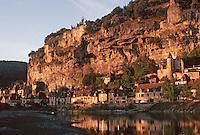 Europe/France/Aquitaine/24/Dordogne/La Roque Gageac: La Vallée de la Dordogne