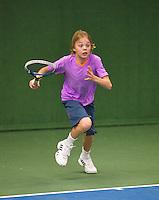 01-12-13,Netherlands, Almere,  National Tennis Center, Tennis, Winter Youth Circuit,  Jort Nijdam <br /> Photo: Henk Koster