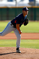Paolo Espino  -  Cleveland Indians - 2009 spring training.Photo by:  Bill Mitchell/Four Seam Images
