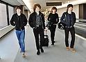 The Strypes arrive in Japan