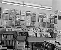 Disquaire, 1966