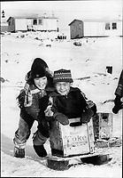 1976 FILE PHOTO - ARCHIVES -<br /> <br /> Povungituk