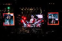 SAO PAULO, SP 06.04.2019: LOLLAPALOOZA-SP - Show com Kings of Leon. Lollapalooza Brasil 2019, que acontece de 05 a 07 de abril no Autodromo de Interlagos, zona sul da capital paulista. (Foto: Ale Frata/Codigo19)