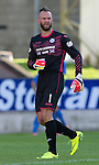 St Johnstone FC… Season 2016-17<br />Alan Mannus<br />Picture by Graeme Hart.<br />Copyright Perthshire Picture Agency<br />Tel: 01738 623350  Mobile: 07990 594431