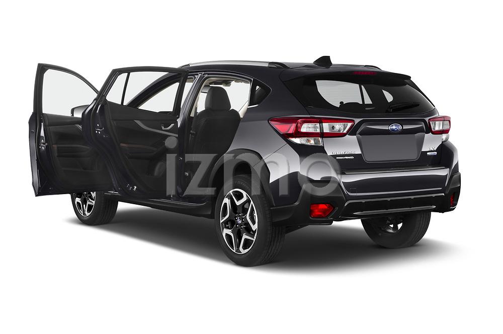Car images of 2020 Subaru XV-boxer Premium 5 Door SUV Doors