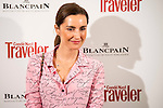 Monica de Tomas attends to the presentation of the new guide wines and wineries of the magazine CN Traveler at Ritz Hotel in Madrid, Novermber 10, 2015.<br /> (ALTERPHOTOS/BorjaB.Hojas)