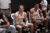 BERKELEY, CA - December 30, 2016: Cal Bears Men's Basketball team vs. the Arizona State Sun Devils at Haas Pavilion. Final score, Cal Bears 81, Arizona State Sun Devils 65.