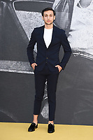 "Adnan Mustafa<br /> arriving for the premiere of ""Yardie"" at the BFI South Bank, London<br /> <br /> ©Ash Knotek  D3422  21/08/2018"