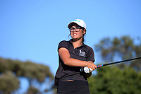 Lizzie Neale. Day two of the Renaissance Brewing NZ Stroke Play Championship at Paraparaumu Beach Golf Club in Paraparaumu, New Zealand on Friday, 19 March 2021. Photo: Dave Lintott / lintottphoto.co.nz