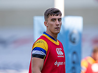 13th September 2020; AJ Bell Stadium, Salford, Lancashire, England; English Premiership Rugby, Sale Sharks versus Bath;  Cameron Redpath of Bath Rugby a former Sharks player is on the bench today for Bath