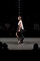 01/09/2012. Madrid. Spain. Ifema.  Mercedes Benz Fashion Week Madrid. MBFWM. Desfile de Amaya Arzuaga (C) ESPINOLA1.8/ DyD Fotografos