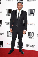 "Kola Bokinni<br /> at the ""100 Streets"" UK premiere, Bfi South Bank, London.<br /> <br /> <br /> ©Ash Knotek  D3195  08/11/2016"