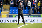 St Johnstone v Rangers…..23.02.20   McDiarmid Park   SPFL<br />Rangers assistant manager Gary McAllister<br />Picture by Graeme Hart.<br />Copyright Perthshire Picture Agency<br />Tel: 01738 623350  Mobile: 07990 594431