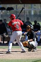 Johan Pimentel - Arizona Diamondbacks - 2009 spring training.Photo by:  Bill Mitchell/Four Seam Images
