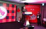 Kristy Duncan, PyeongChang 2018.<br />