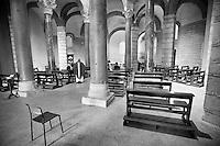 Benevento - Chiesa di Santa Sofia - Interno