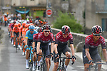 The peloton including Chris Froome (GBR) Team Ineos during Stage 2 of the Route d'Occitanie 2020, running 174.5km from Carcassone to Cap Découverte, France. 2nd August 2020. <br /> Picture: Colin Flockton | Cyclefile<br /> <br /> All photos usage must carry mandatory copyright credit (© Cyclefile | Colin Flockton)