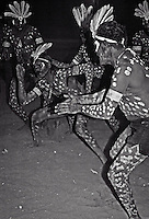 Corroboree an Australian Aboriginal dance ceremony which may take the form of a sacred ritual or an informal gathering.Central Australia near Tenant Creek Northern Territory, NT Australia
