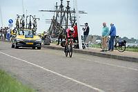 WIELERSPORT: LELYSTAD: 31-08-2021, Benelux Tour, Tijdrit, Tom Dumoulin, ©foto Martin de Jong