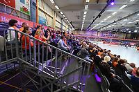 KORFBAL: HEERENVEEN: 19-10-2018, EK Korfbal, Nederland - België, uitslag 22-9, ©foto Martin de Jong