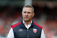 Photo: Richard Lane/Richard Lane Photography. Gloucester Rugby v Wasps. Gallagher Premiership. 23/03/2019. Gloucester Head Coach, Johan Ackermann.