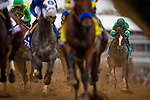 October 31, 2015:  Honor Code and Javier Castellano race in the back of the pack in The Breeders' Cup Classic at Keeneland Race Track in Lexington, Kentucky. Evers/ESW/CSM