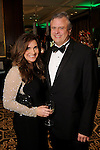 Eleanor Young and Homer Jon at the Trees for Hope Gala at the Omni Hotel Friday Nov.13, 2015.(Dave Rossman photo)